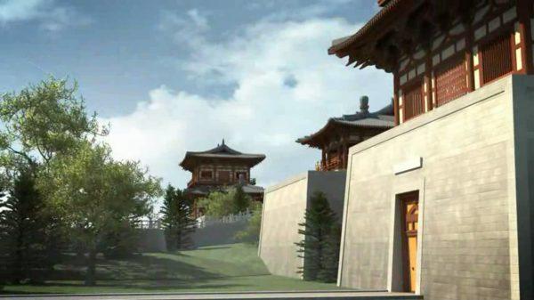 上海三维建筑动画制作