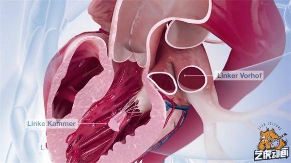 医学动画3d设计效果图